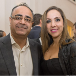 Rehan and Narjis Khan of Acordis International at South Florida Business Journal