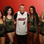 Heat vs Raptors at AmericanAirlines Arena Miami FL