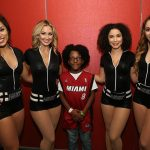 Heat vs Nets Acordis Suite Night - Miami Florida