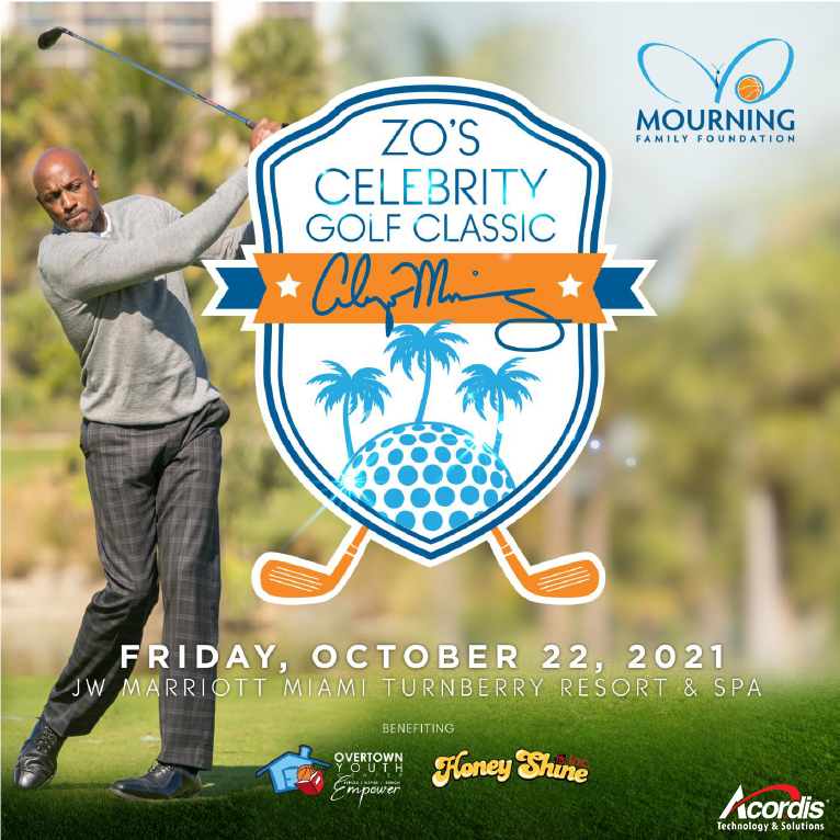 We are proud to announce that Acordis will be a Bag Sponsor for ZO'S CELEBRITY GOLF CLASSIC